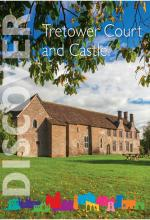 Tretower Court and Castle Pamphlet Guide