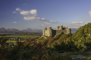 10e06e897 Castell Harlech/Harlech Castle