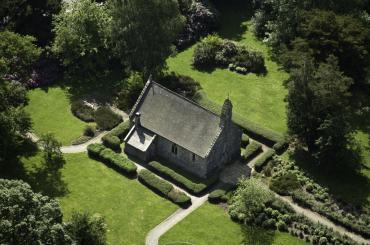 Rug Chapel | Cadw