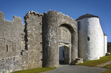 Weobley Castle | Cadw