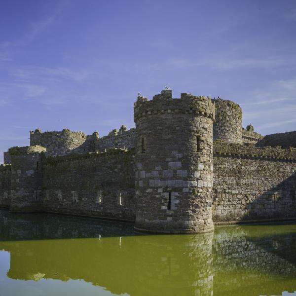 Beaumaris Castle | Cadw